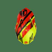 Just 1 J32 Pro Kick – Black – Red – Yellow Top