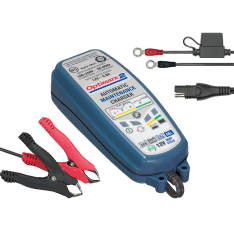 OptiMate 2 4-step 12V 0.8A sealed battery charger & maintainer