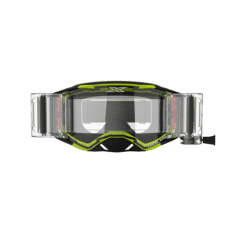LUCID GOGGLE RACE PACK FLO YELLOW, BLACK – ZIP OFF
