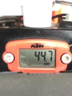 450 XC-W 2021